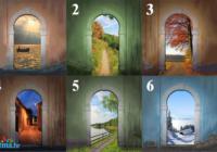Prolaz koji odaberete vodi vas u novu budućnost: Koji put vam sudbina otvara? (2)
