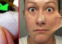 Namazala je lice sa samo dva sastojka i rešila najveći problem sa kožom! Recept koji morate probati…