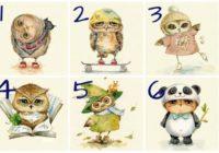 Odaberite sovu koja vam je najsimpatičnija i saznajte više o svom karakteru!