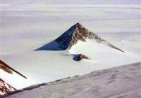 Snežna piramida otkrivena na Antarktiku zbunjuje naučnike!