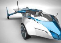 Rešenje za gužve: Auto koji leti i izgleda odlično (VIDEO)