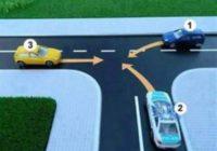 Ovog puta je i policija tu! Ajmo vozači, ko ima prednost na ovoj raskrsnici?