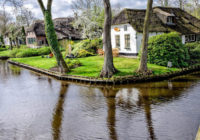 Selo Githorn u Holandiji nema nijedan put, niti ga stanovnici priželjkuju