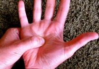 Pritisnite ovu tačku i držite tačno 60 sekundi. Ono što ćete onda osetiti u vašem telu će vas ostaviti bez reči!