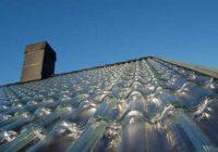 Stakleni crepovi koji zagrevaju kuću solarnom energijom