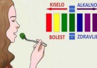 Najbolje alkalne namirnice koje smanjuju opasnu kiselost organizma