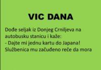 VIC DANA: Karta