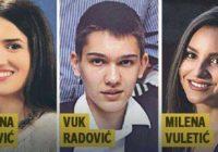 PONOS SRBIJE! Ova tri đaka su dobila priliku kakvu SANJAJU deca iz celog sveta