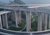 KINEZI OTVORILI NEBESKI AUTOPUT: Ide kroz planine – Evo kako izgleda! (VIDEO)