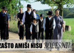 Zagonetka za znanstvenike: Djeca Amiša imuna na bolesti
