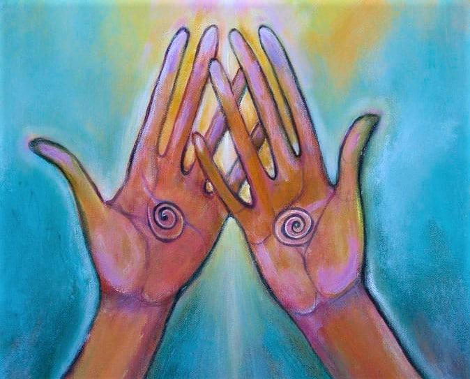 6 Jednostavnih koraka kako da napunite svoju duhovnu energiju koristeći ruke