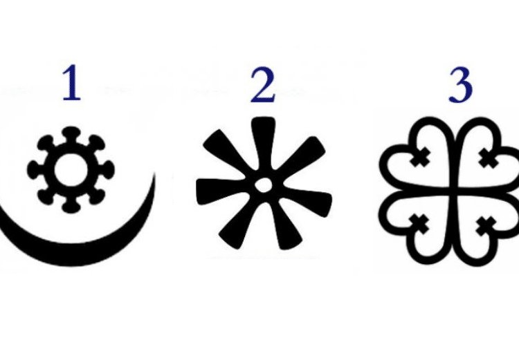 Izaberite 1 afrički duhovni simbol i otkrijte svoju božansku namjenu