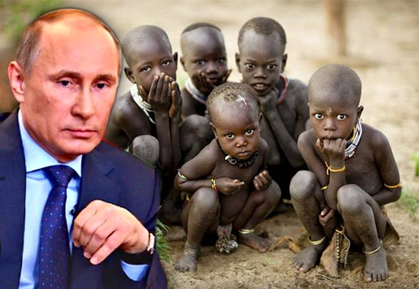 ZAPAD NE VJERUJE SVOJIM OČIMA: Putin pomilovao najsiromašnije afričke zemlje – opraštajući im dug od 20 milijardi dolara